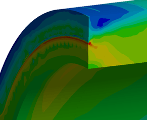 Fitness For Service - FFS 1 - SCC Crack evaluation in heat exchanger bended tube
