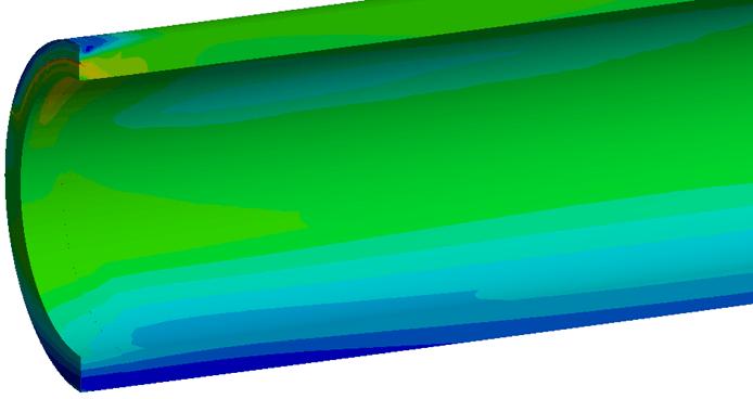 Fitness For Service - FFS 2 - SCC Crack evaluation in heat exchanger bended tube