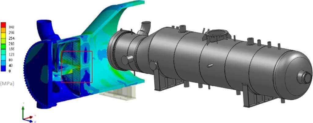 intercambiadores de calor analisis a fatiga - heat exchangers fatigue analysis
