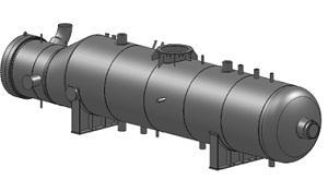 Estudios de mejora en intercambiadores y generadores de vapor en planta termosolar