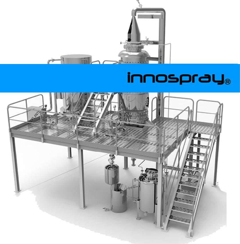 INNOSPRAY® Waste Drying: Towards Zero Discharge