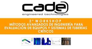 Evaluación de equipos y sistemas de tuberías críticos - Evaluation of critical equipment and piping systems
