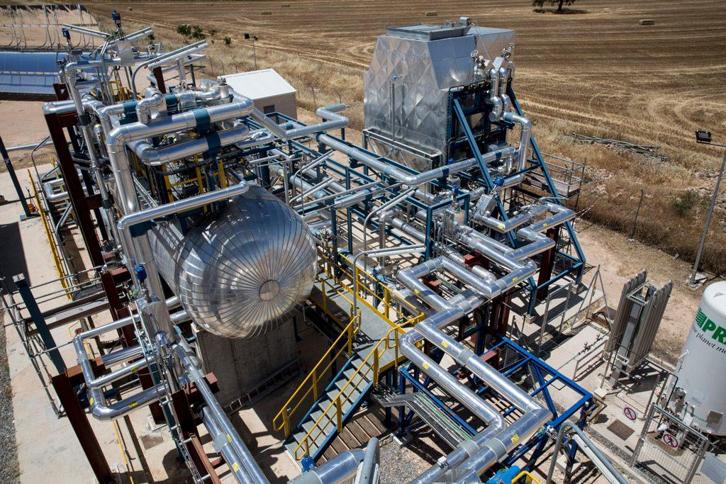 MSLOOP PROJECT: THE NEW GENERATION OF CSP PLANTS