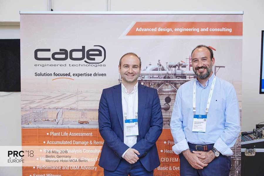 CADE at Petrochemical and Refining Congress in Berlin