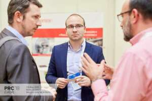 CADE, exhibitor at Petrochemical and Refining Congress in Berlin