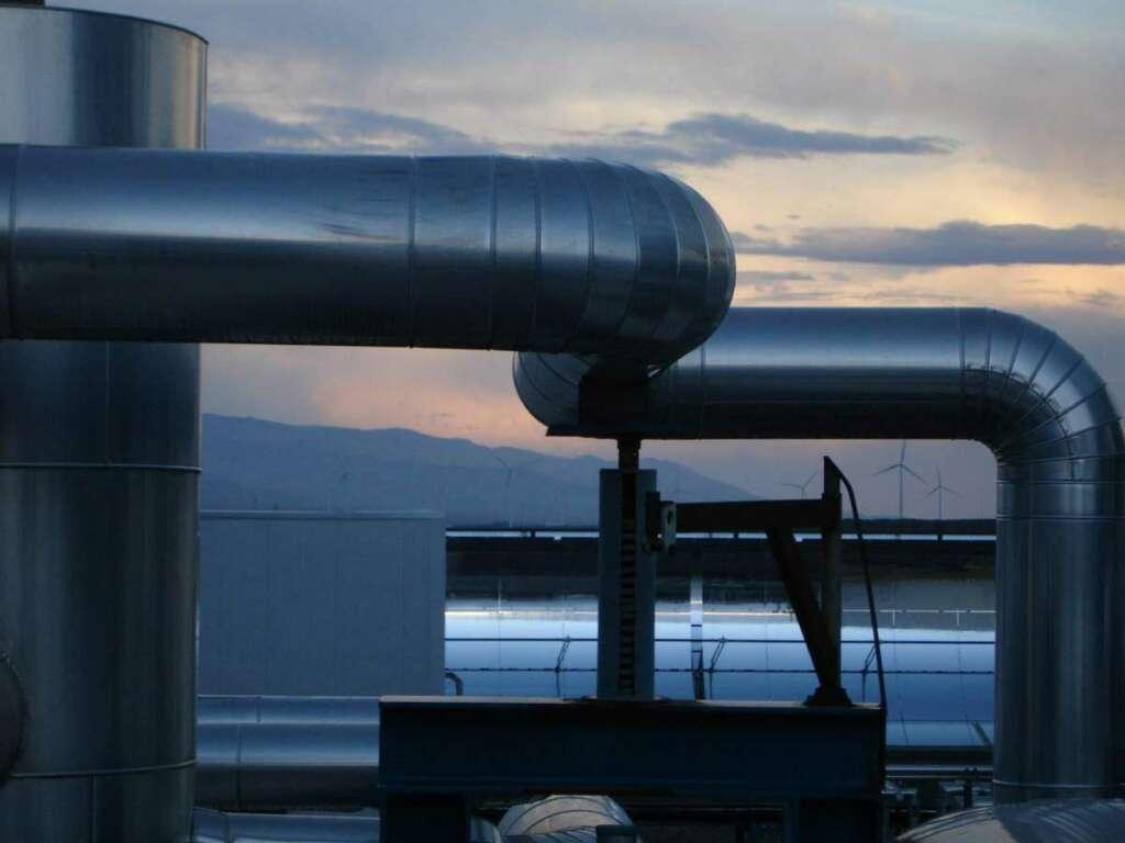 CSP Plant: C level inspections in thermosolar plants / inspecciones de nivel c en plantas termosolares