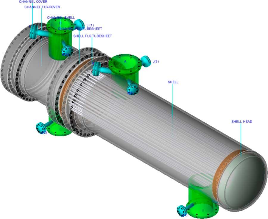 CADE equipment engineering services