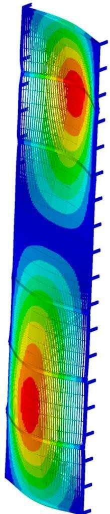 CADE hydropwer plant intake structure