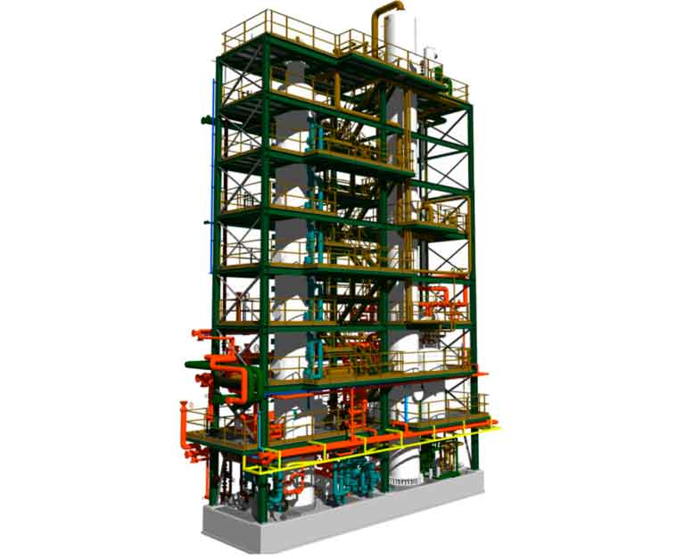 CADE plant engineering services: Basic & Detail Engineering