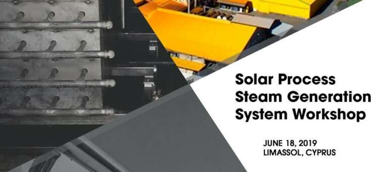 Solar Process Steam Generation System Editor Workshop