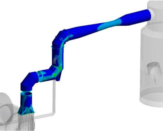 Piping Engineering - Advanced Piping Flexibilitiy Analysis FEM