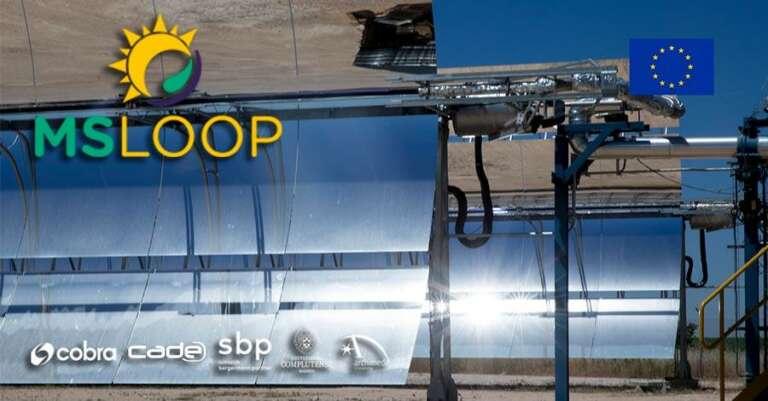 MSLOOP key elementos for new solar thermal energy plantas (workshop)