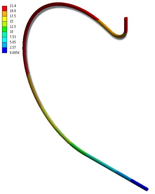 Conexión flexible de tubería diseño final