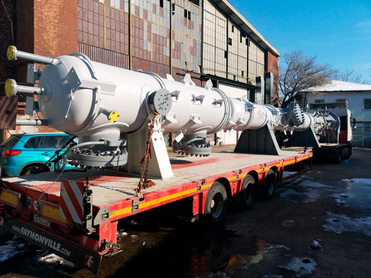 proyecto en rusia griro lukoil