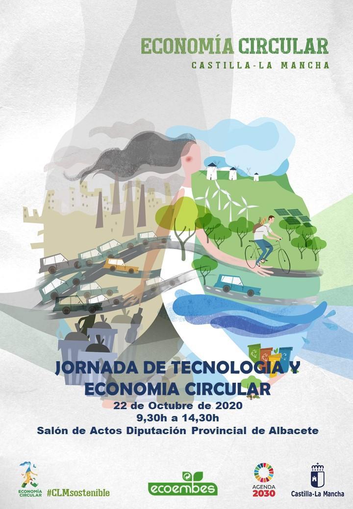 Jornadas Tecnología y Economía Circular. Junta de Comunidades de Castilla-La Mancha