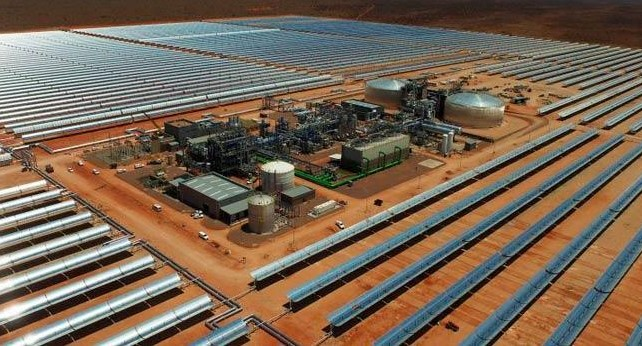 Power Cycle Analyses in Concentrated Solar Plant Bokpoort picture para recortar 2