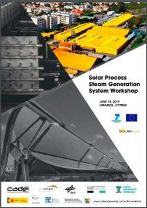 Solar process steam generation system Workshop 2019