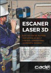 Guía de servicios CADE: Escáner láser 3d y nube de puntos